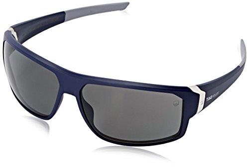Tag Heuer Racer2 9223 106 Rectangular Sunglasses, Blue & Grey, 70 - Tag Men For Sunglasses Heuer