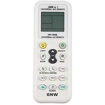 Amazon Com Anycommand Acr 01 Universal Ac Remote Control