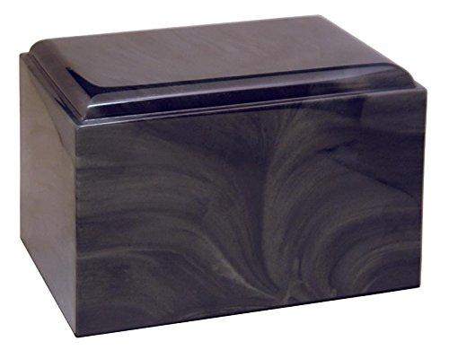 Stratus - Adult Cremation Urn - Smoke