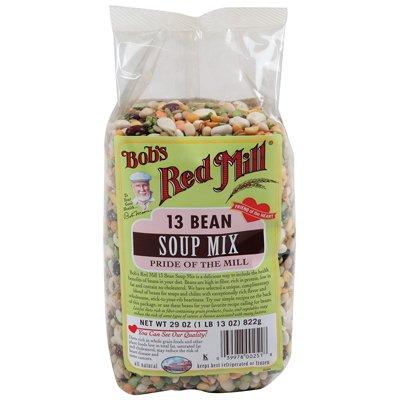 13 Bean Soup Mix - Bob'S Red Mill 13 Bean Soup Mix 29 Oz (Pack of 4)