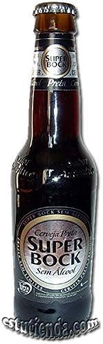 Super Bock Sin Alcohol Negra - 33CL