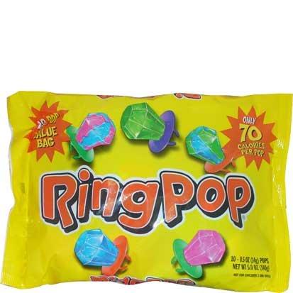 Ring Pops, 10ct