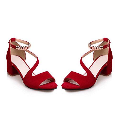 Red Sconosciuto 1TO9 Sconosciuto Donna 1TO9 Ballerine xXwxd7q1Tg