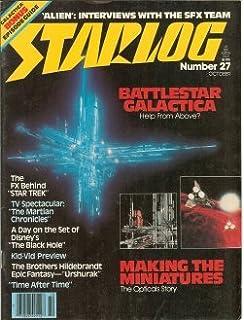 Starlog, October 1979, #27
