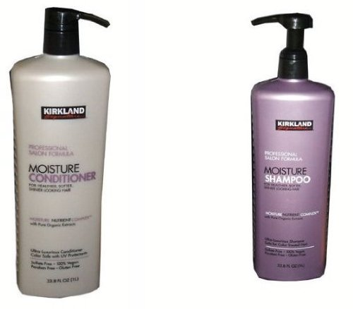 Professional Salon Formula Moisture Shampoo or Conditioner (33.8 - Salon Shampoos