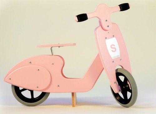 Skipper Balance Scooter Pink Toys Games