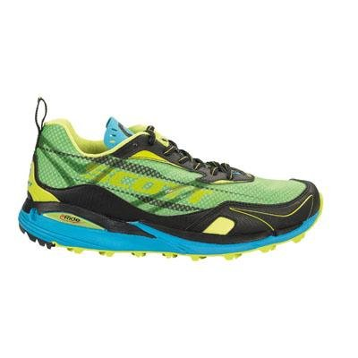 Scott Eride Grep Trail Running Shoes Womens 7 / 37,5 Gress / Racer Blå