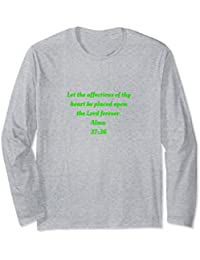 The Book of Mormon - affection inspirational tee