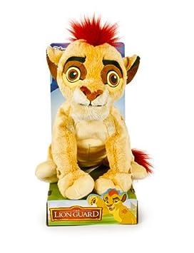 La Guardia del Leon - Peluche personaje Kion, leon - Calidad super soft - 23cm