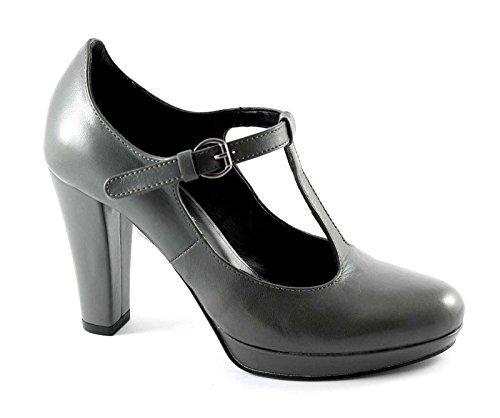 Gray Grigio Hat 504 Divine 379 Woman Strap Woman Shoes Madness Lava Heel pw6WcZxgcq