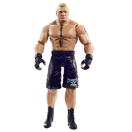 WWE Brock Lesnar Action Figure, Multi