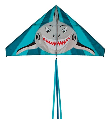 In the Breeze Shark Delta Kite by In the Breeze