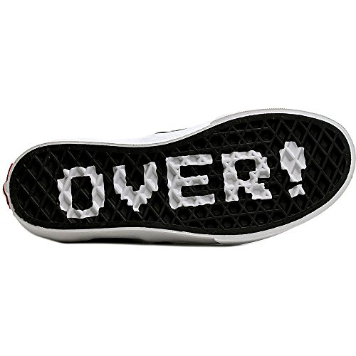 Vans CLASSIC SLIP-ON - zapatilla deportiva de lona infantil Grau ((Nintendo) Yoshi/Pewter)