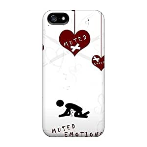 New Style Case Cover ZAfpFir8224SKkIA Nolove Compatible With Iphone 5/5s Protection Case