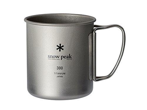 스노우피크(snow peak) 티타늄(티탄) 싱글 머그