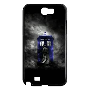 Mystic Zone Doctor Who Cover Case for Samsung Galaxy Note 2 II WK0729