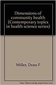 Possible community health hesi topics