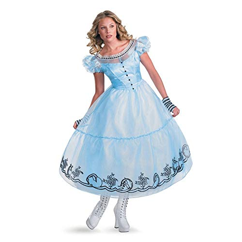 Creative Halloween Costumes Ideas For 12 Year Olds - Deluxe Alice Costume - Small -