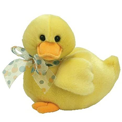Ty Classic Billings Yellow Duck Easter