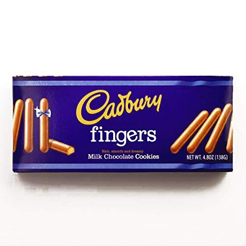 Cadbury Cookies 4.8 oz each (5 Items Per Order, not per case) ()