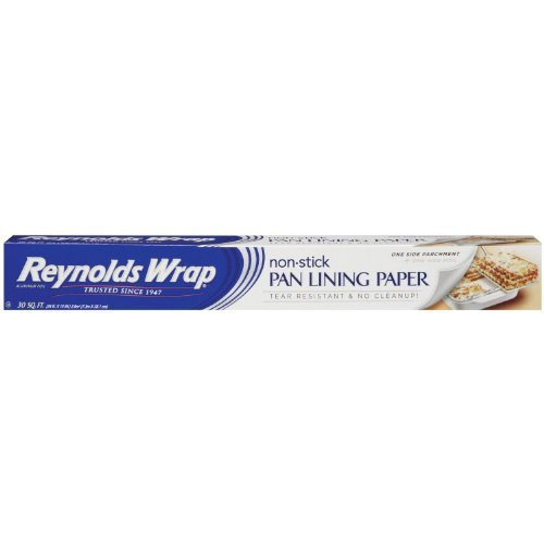 Reynolds Wrap Pan Lining Paper, Non-Stick by Reynolds Wrap (Reynolds Pan Lining Paper compare prices)