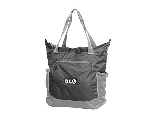 - Eagles Nest Outfitters - ENO Relay Festival/Yoga Tote, Messenger Bag, Grey/Charcoal