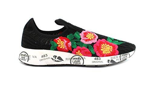 Premiata 2986 Sneaker Black 2986 Premiata Janei Janei Sneaker 7wtqT1c