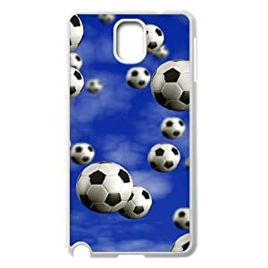 Samsung Galaxy Note 3 N9000 2D Personalized Phone Back Case with Football Image
