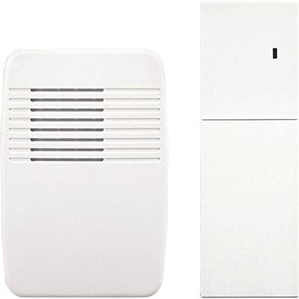 amazon com heath zenith sl 7357 wireless plug in door chime rh amazon com Desa Heating Products Fireplaces Plug in Doorbell Desa