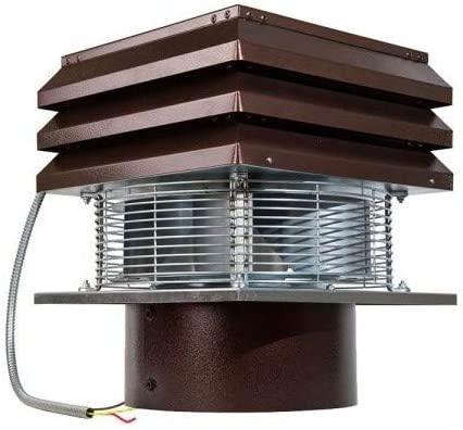 Amazon Com Chimney Fan Fireplace Fan Chimney Extractor Chimney Aspirator Chimney Draft Inductor Chimney Aspirator For Chimney 30 Cm Round Basic Model 110 V Barbecue Bbq Gemi Elettronica Kitchen Dining