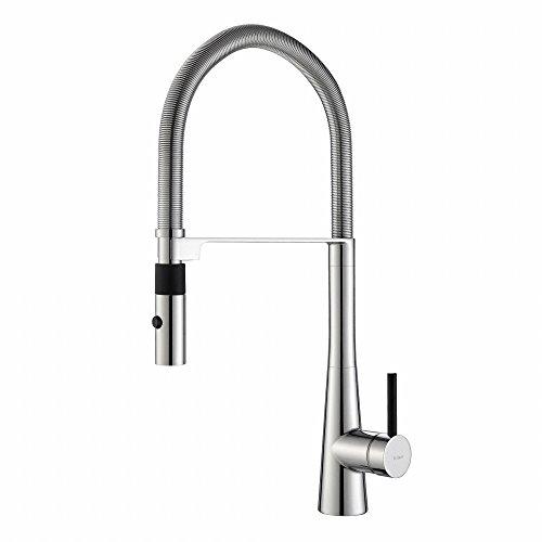 Kraus KPF-2730CH Crespo Kitchen Faucet, Chrome