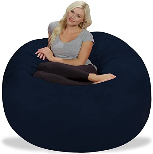 home, kitchen, furniture, game, recreation room furniture,  bean bags 10 picture Chill Sack Bean Bag Chair: Giant 5' Memory in USA