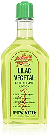 Clubman Pinaud Lilac Vegetal After-shave Lotion,