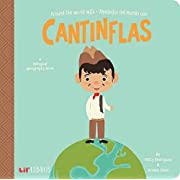 Around The World With - Alrededor Del Mundo Con Cantinflas (English and Spanish Edition)
