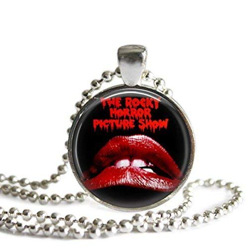 Rocky Horror Picture Show 1 Inch Silver Plated