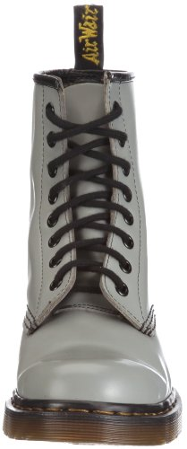 Grey Grey 8 Martens Smooth Grigio Boot Dr Dr Stivaletti Adulto Unisex Eye 1460 RqnwBdwSv