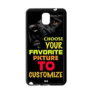 Design Customize your favorite photos, or can provide you with your favorite picturesú¼Allows you to see satisfactory results. for Black/White Samsung Galaxy Note 3 TPU Case