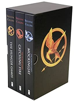 The Hunger Games Box Set 0545265355 Book Cover