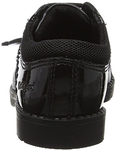 Lachly Kickers Noir Fille Black Derbys Td1wdqx6