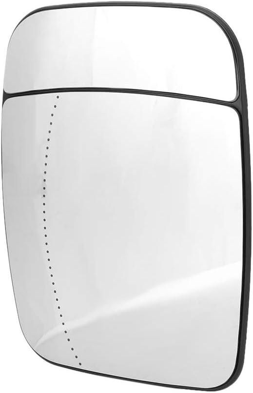 Taglia : Left 95517329 Specchietto-Car porta elettrica Riscaldamento laterale Ala specchio di vetro Compatibile con Renault Trafic