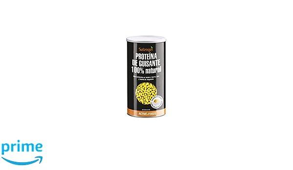 Proteína de Guisante Amarillo - 500 gr (Active Foods): Amazon.es: Salud y cuidado personal