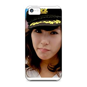 CkzxuHK1876IjvXc Tpu Case Skin Protector For Iphone 5c Gee Tiffany With Nice Appearance