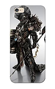 Hot Style OKpIdWY9028Pvlwr Protective Case Cover For Iphone6 Plus(death Warrior) For Thanksgiving Day's Gift