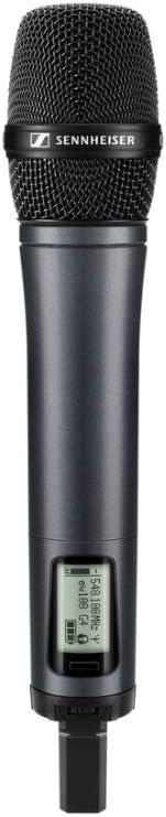 SKM 100 G4-S-G Sennheiser Pro Audio Handheld Transmitter With Mute Switch