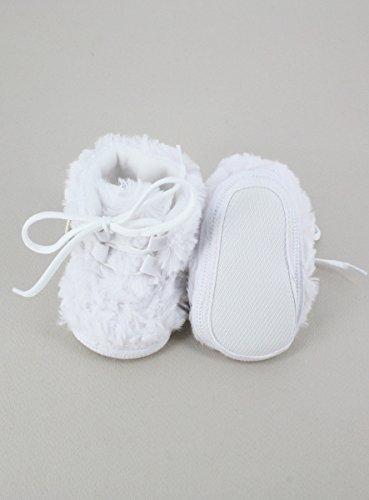 seit Magique weiße verschickt Frankreich nbsp;Produkt Weiß Gespeichert Schnell Boutique Stiefels Baby und Mädchen nbsp;– PUxdIzq