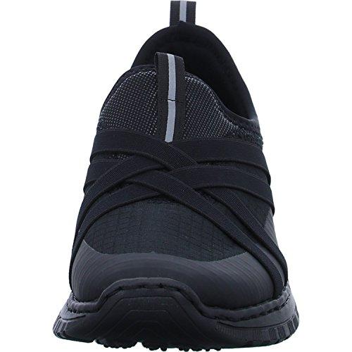 Rieker Slip Sneaker On Damen 0 N5050 Sch Sch Sc HrnHRqwA