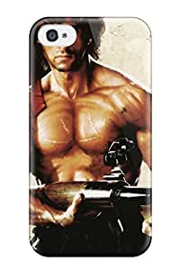 TYH - Hot Style Protective Case Cover For Iphone5/5s(sylvester Stallone) phone case