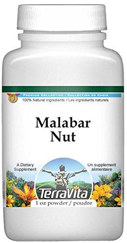 Malabar Nut Powder (1 oz, ZIN: - Nut Malabar