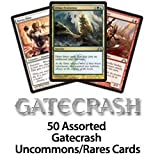 50 Assorted Gatecrash Uncommons/Rares Cards Magic
