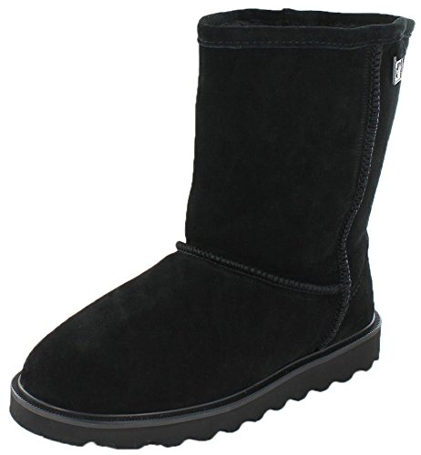 Bearpaw - Fashion / Mode - Payton Black Ii - Noir